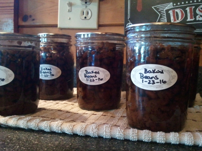 Baked Beans from Scratch | Mighty Oaks Farm Maine